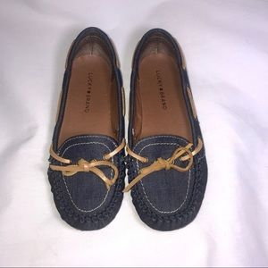 Lucky Brand Abelle moccasins